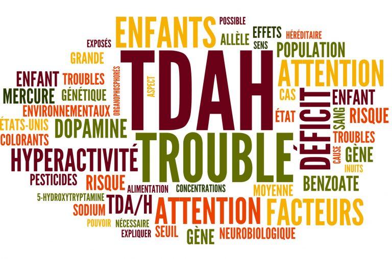 Trouble Déficitaire de l'Attention avec ou sans Hyperactivité (TDA/H)